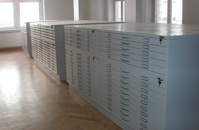Standardschrank DIN